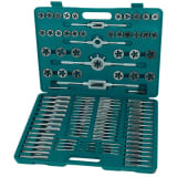 Brüder Mannesmann 110 Piece Tap and Die Set 53255