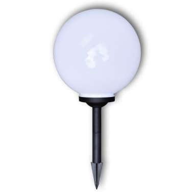 Boule solaire extérieure 30cm 2 pièces[4/6]