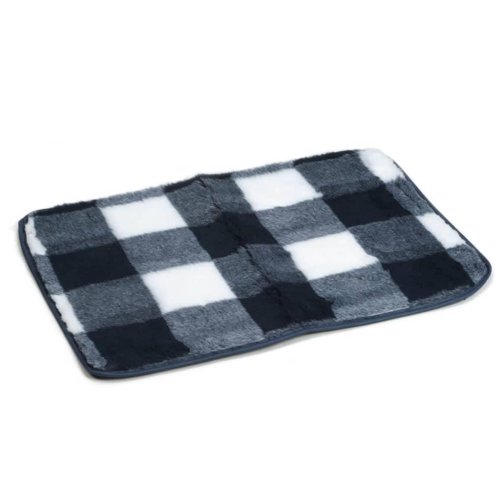 beeztees tapis de caisse 78 x 55 cm bleu et blanc. Black Bedroom Furniture Sets. Home Design Ideas