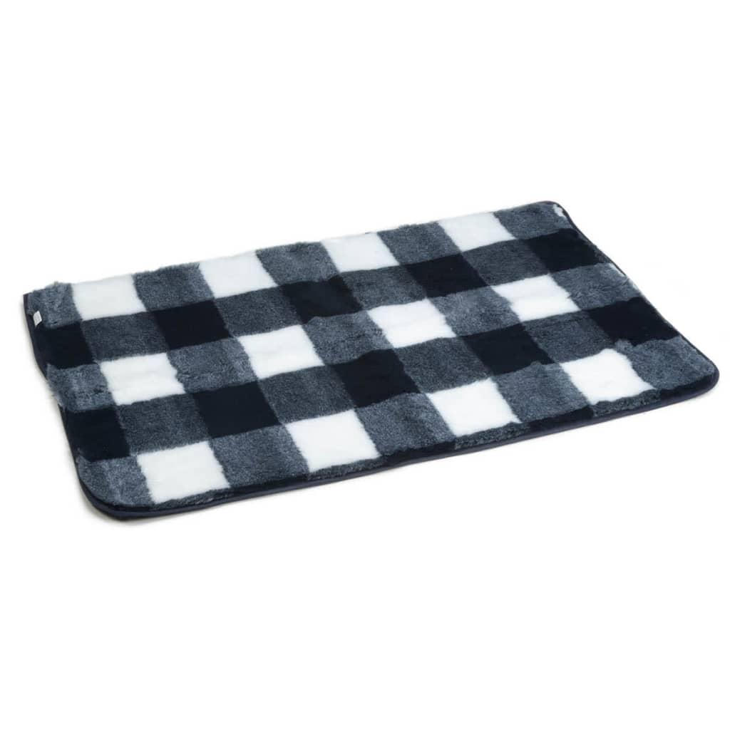 acheter beeztees tapis de caisse 121 x 78 cm bleu et blanc. Black Bedroom Furniture Sets. Home Design Ideas