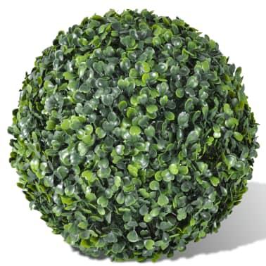 Acheter 2 pi ce de boule artificiel plante int rieur for Acheter plante exterieur