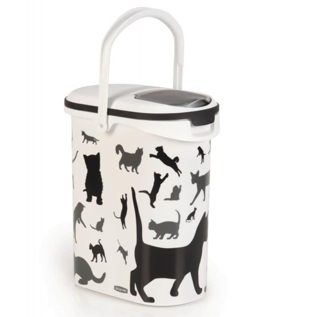 Afbeelding van Curver Voedselcontainer huisdieren 10 L wit 412011
