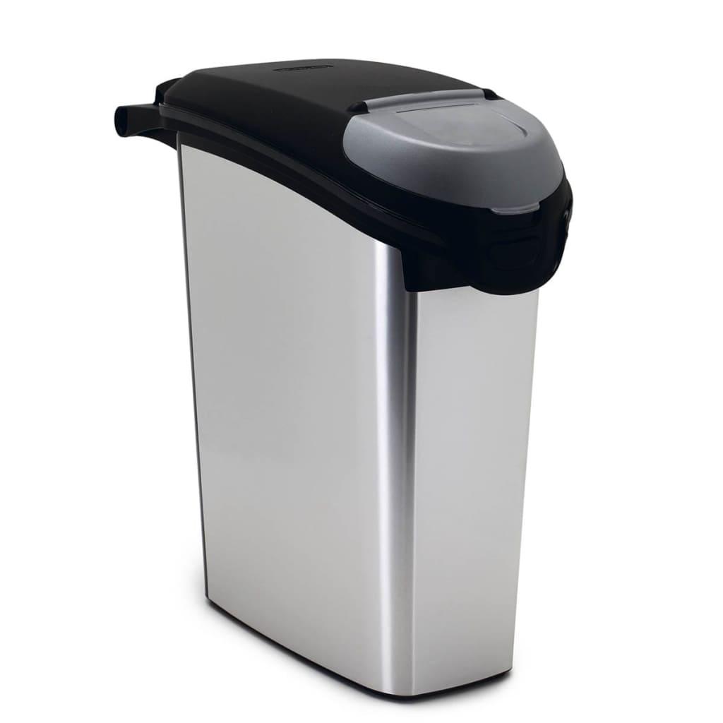 Afbeelding van Curver container nestb metallic 23ltr