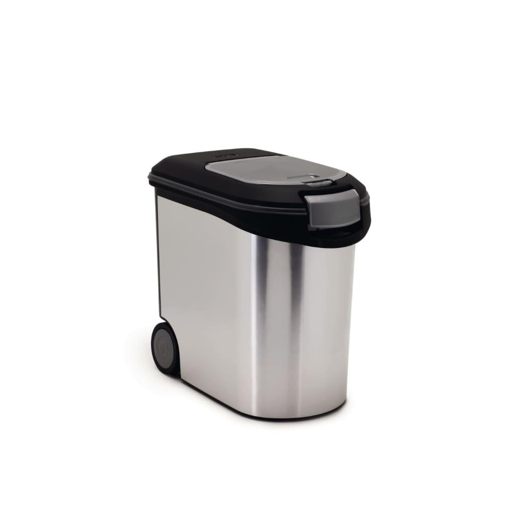 Afbeelding van Curver voedselcontainer metallic 35ltr