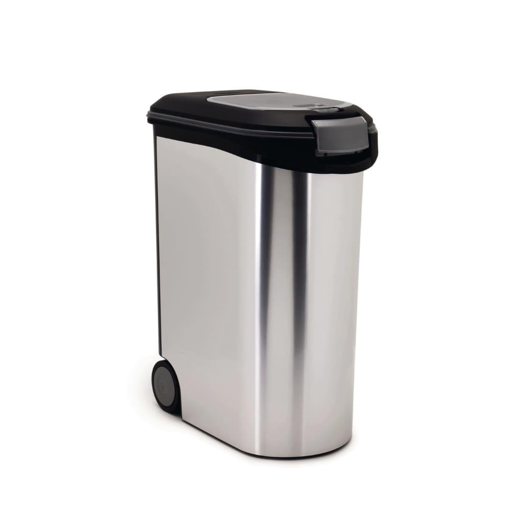 Afbeelding van Curver voedselcontainer metallic 54ltr