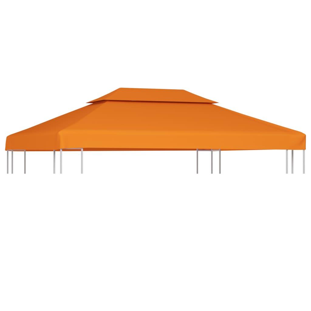 VidaXL Waterproof Gazebo Cover Canopy Terracotta 10 X