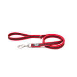 Julius K9 Super-Grip Hondenriem 1,8 m rood 216GM-R-1,8