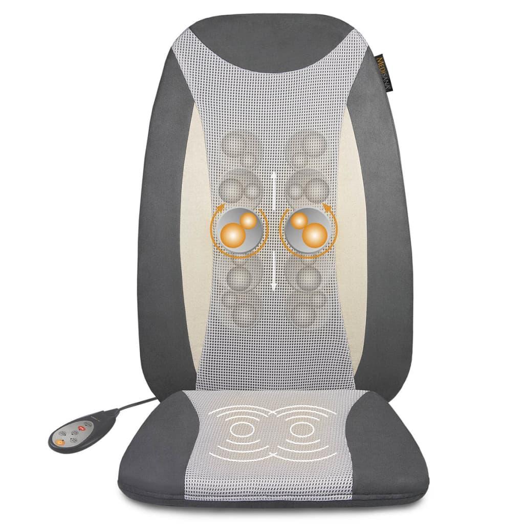 medisana shiatsu massage sitzauflage rbi beige und grau 88914 g nstig kaufen. Black Bedroom Furniture Sets. Home Design Ideas