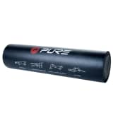 Pure2Improve Training roller 60x15 cm zwart P2I200050