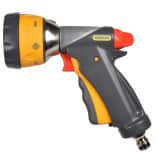 Hozelock Pistola Spray per Tubo da Giardino Multi Spray Ultramax Grigia 2698 0000