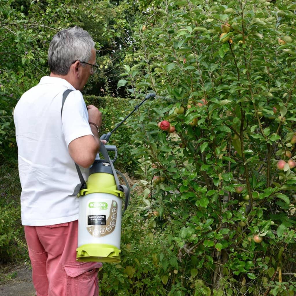Hozelock spruzzatore a pressione pure 7 l 4550p0000 for Spruzzatori giardino