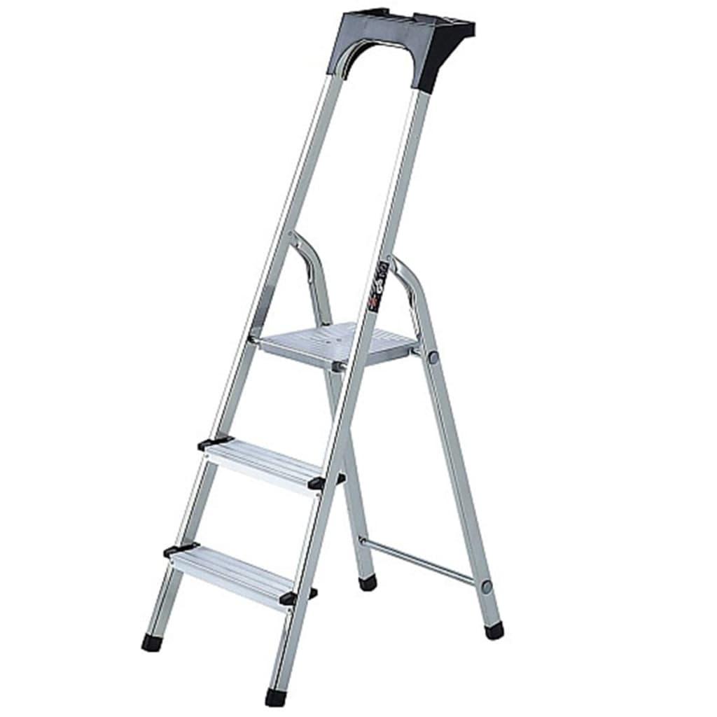 Brennenstuhl escalera de aluminio 55 cm 1401230 for Oferta escalera aluminio