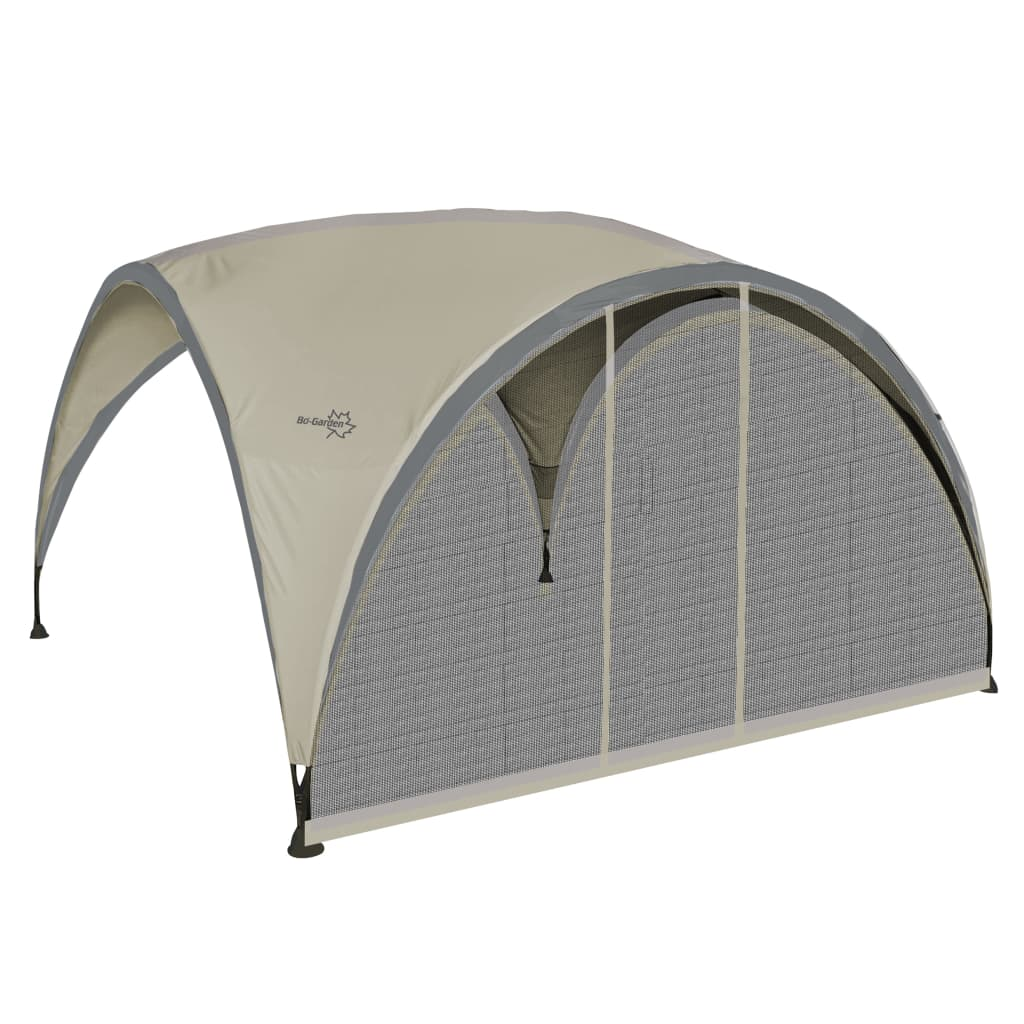 Afbeelding van Bo-Garden muggenscherm zijwand met deur voor partytent large 4472218