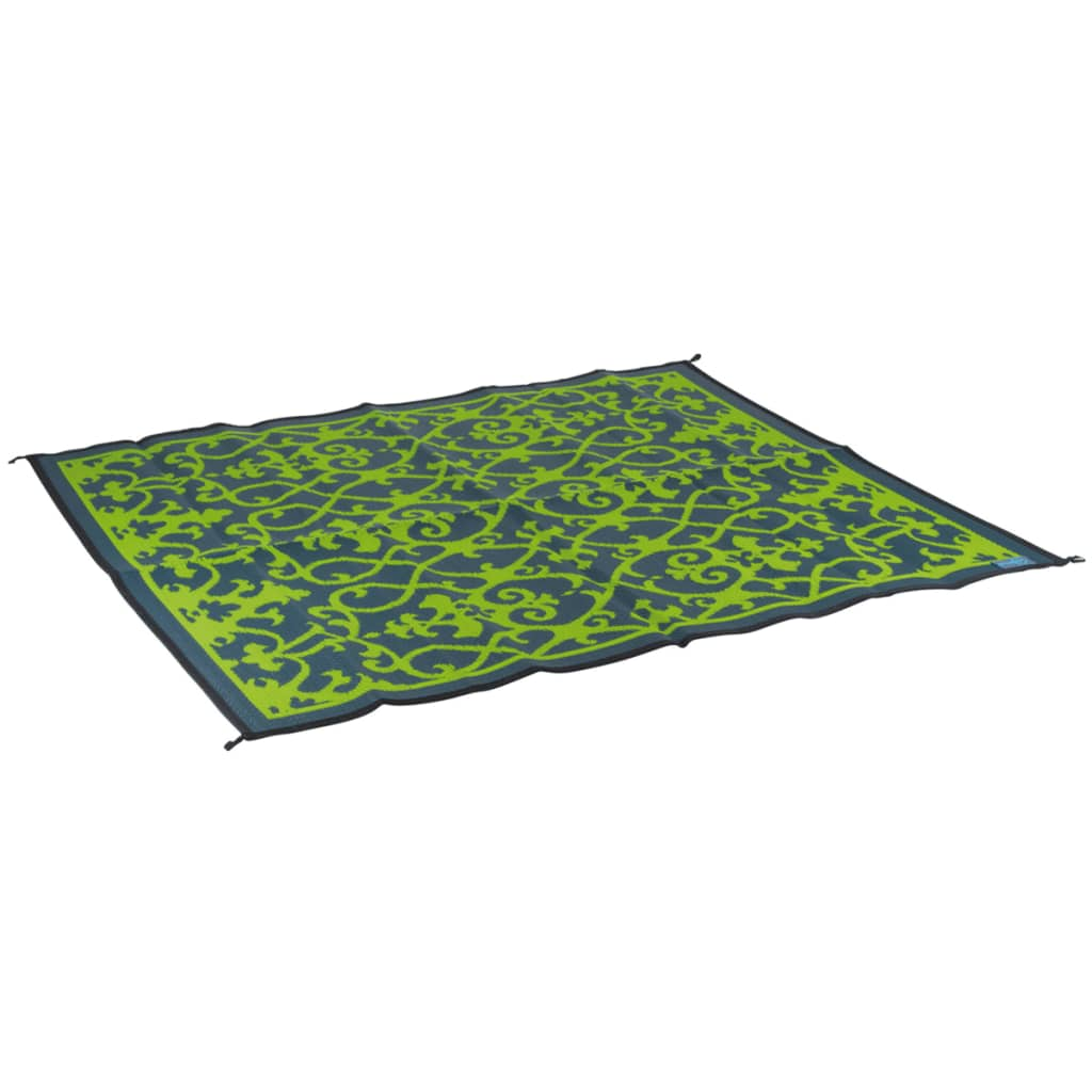 Bo leisure alfombra para exterior chill mat picnic 2x1 8 for Alfombra verde para jardin