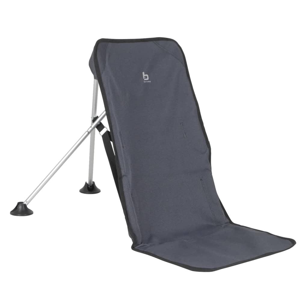 Bo-Trail Krzesło kempingowe, aluminium, kolor antracytowy, 1204600