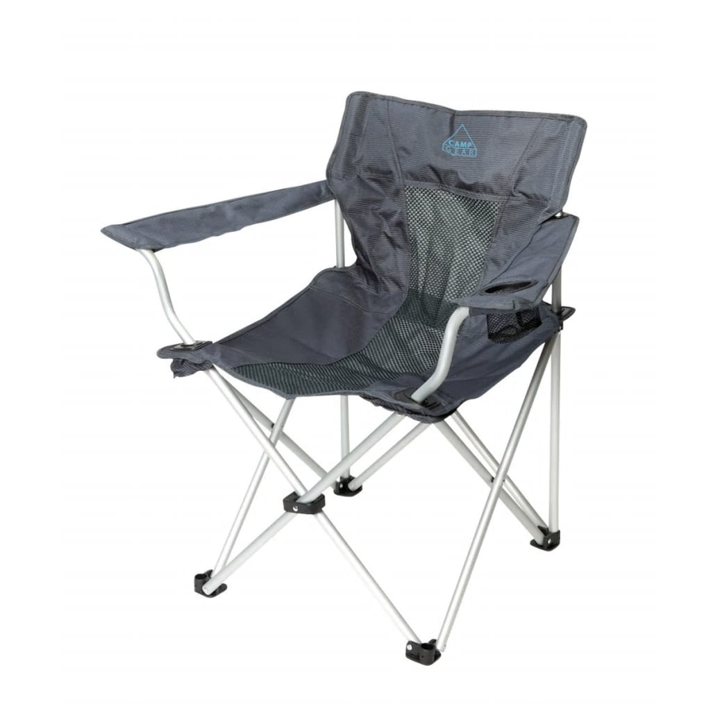 Camp gear chaise de camping pliable deluxe classic for Chaise de camping