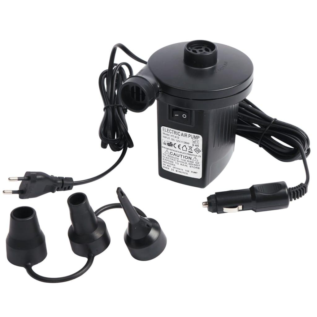 camp gear elektrische luftpumpe 35w 3807178 g nstig kaufen. Black Bedroom Furniture Sets. Home Design Ideas