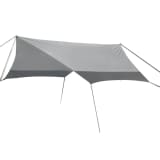 Camp Gear Tent Tarp Basic Grey 2.4-4 m 4471561