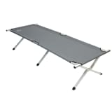 Red Mountain Cama de camping plegable aluminio gris 1304485