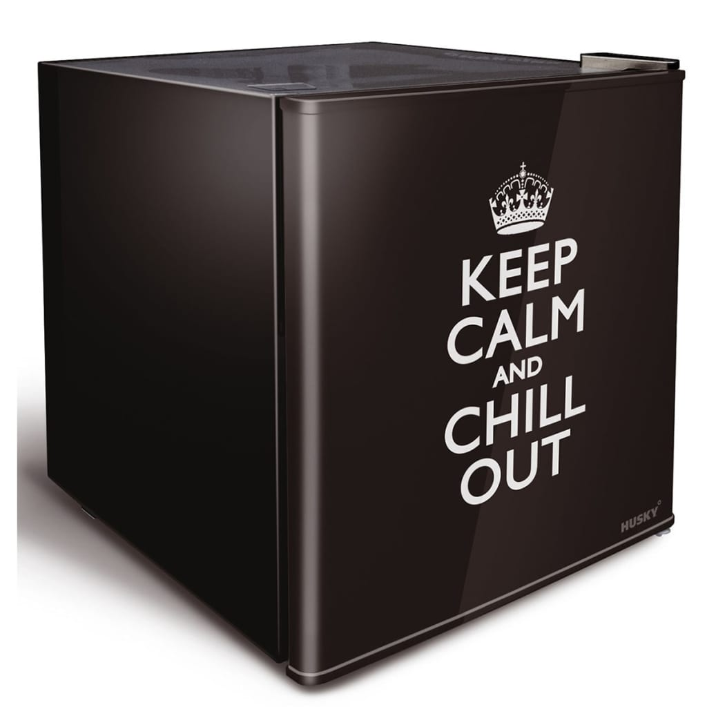 husky mini k hlschrank 42 9 l kk50 keepcalm g nstig kaufen. Black Bedroom Furniture Sets. Home Design Ideas