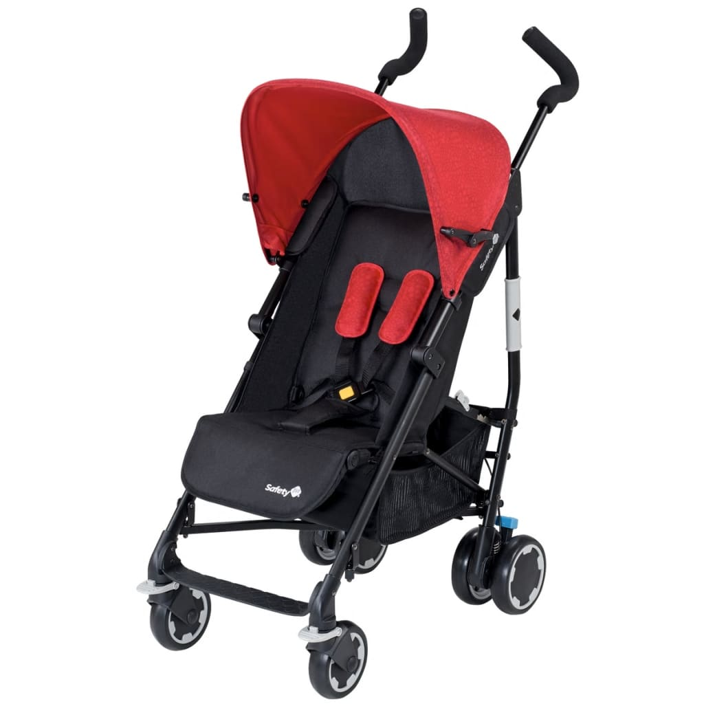 Safety 1st Buggy Compa City zwart en rood 12609450