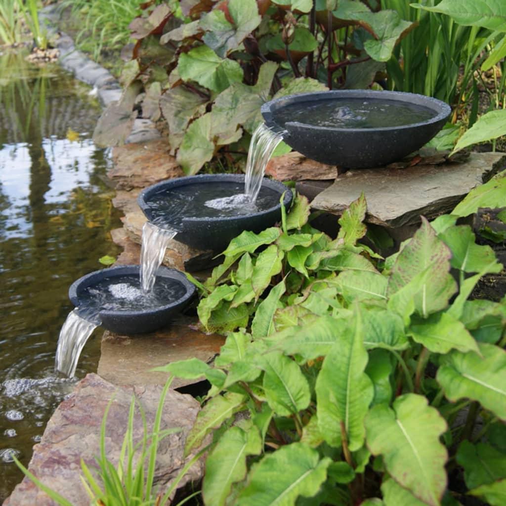 Vodn font na ubbink mistaya ierna 1312102 for Eau verte bassin exterieur
