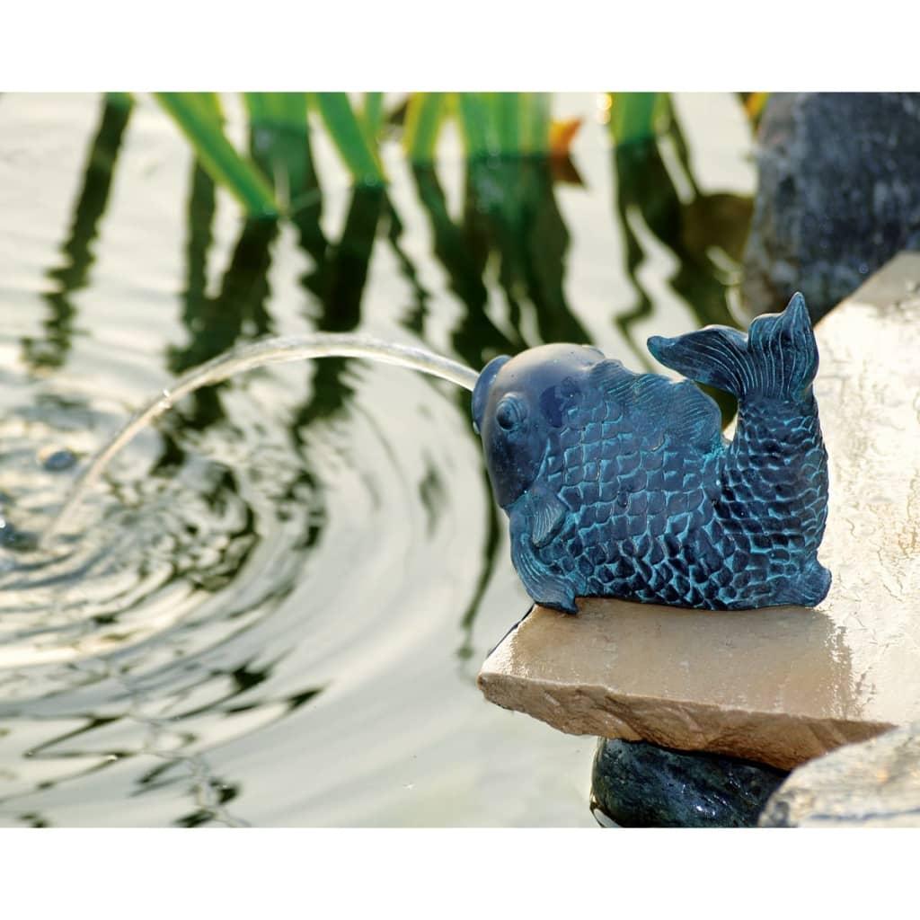 Ubbink Pond Spitter Fish 12.5 cm 1386009 | vidaXL.co.uk