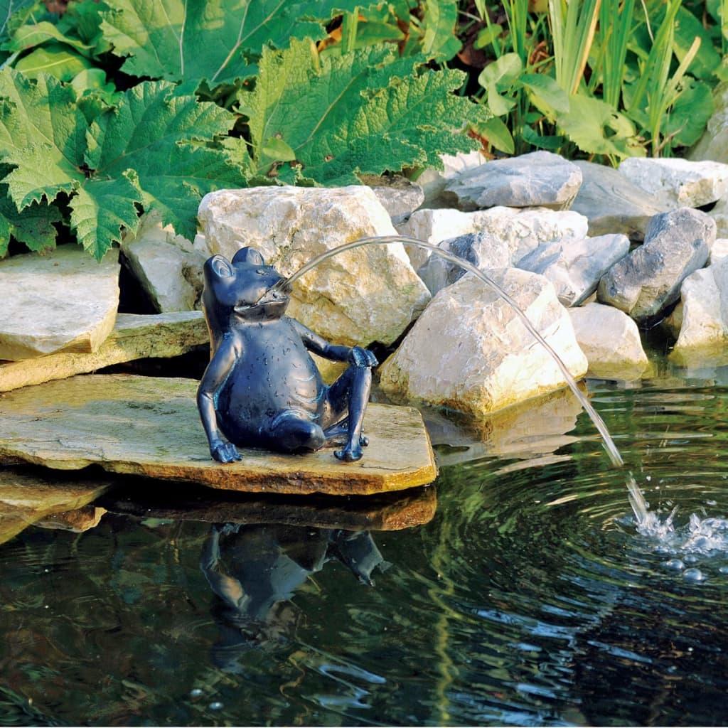 vidaXL.co.uk | Ubbink Pond Spitter Frog 20.5 cm 1386073