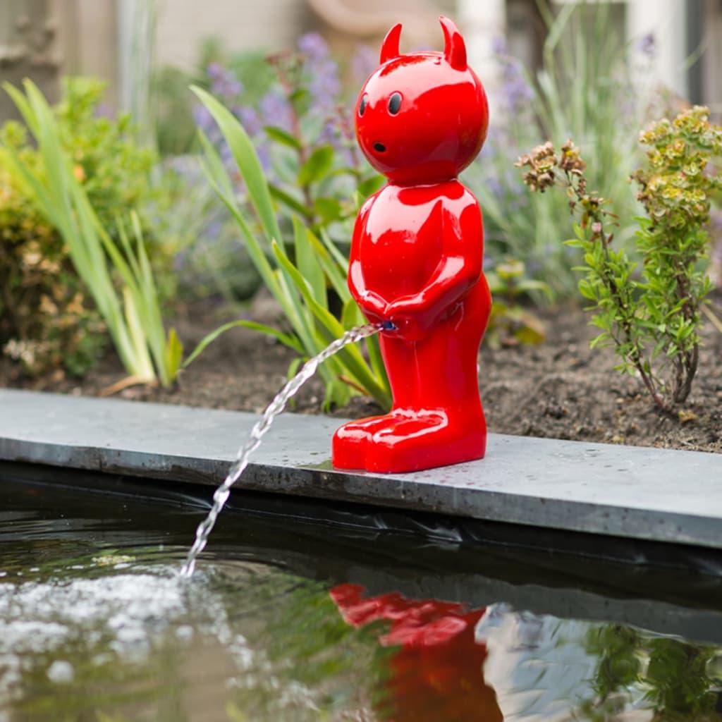 Ubbink Pond Spitter Boy Devil Small Red 45.5 cm 1386128 ...