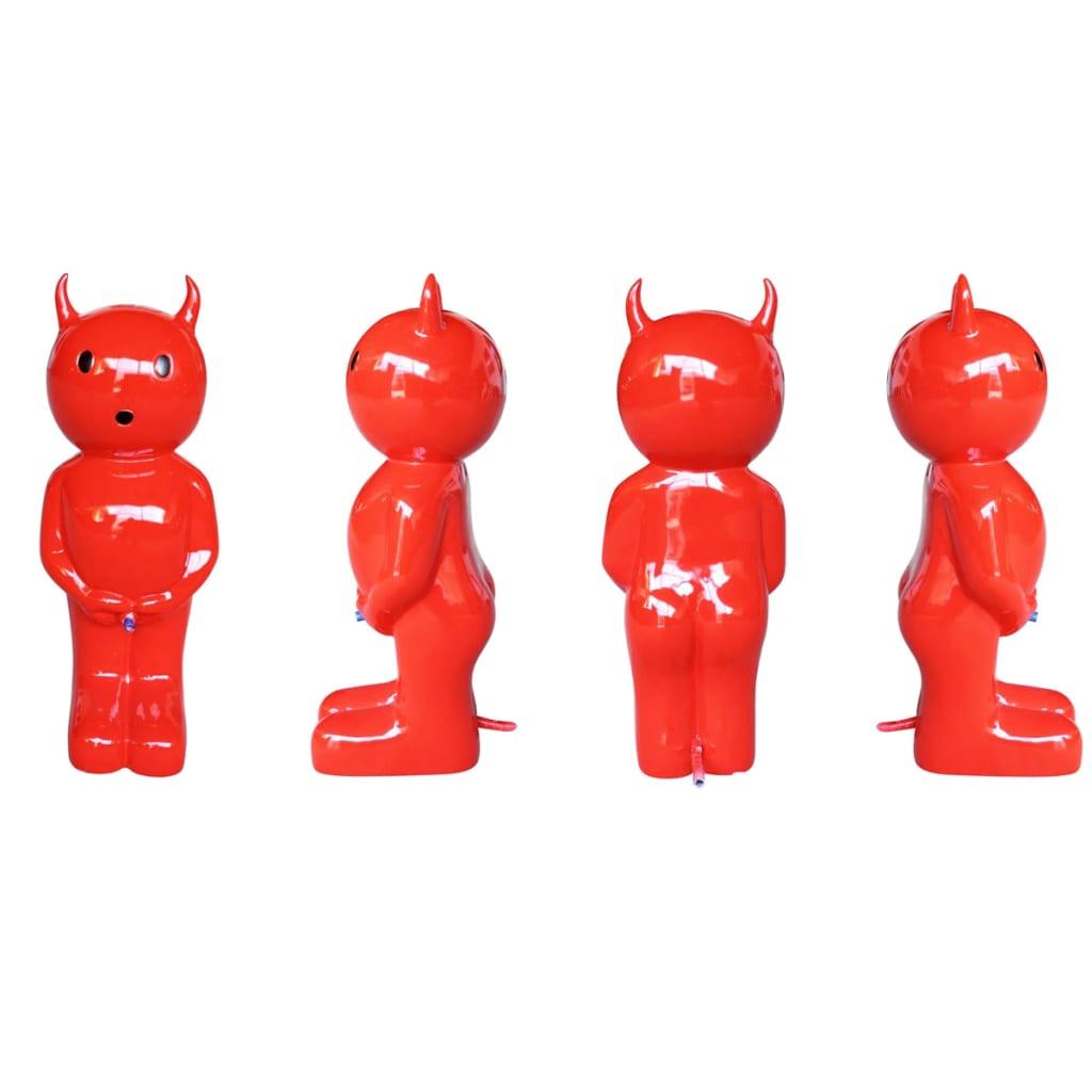 vidaXL.co.uk | Ubbink Pond Spitter Boy Devil Small Red 45 ...