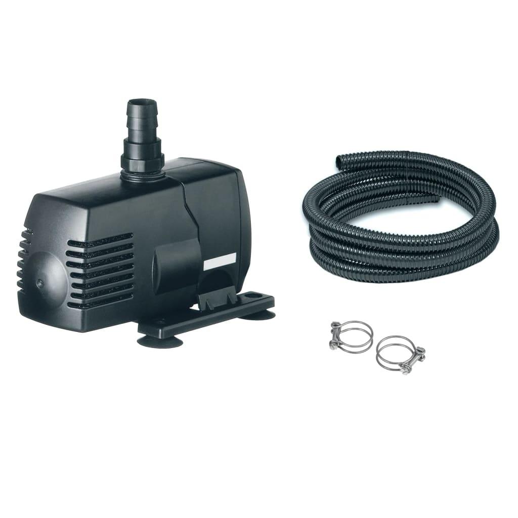 ubbink pump set for pond spitters soarte black 1386290. Black Bedroom Furniture Sets. Home Design Ideas