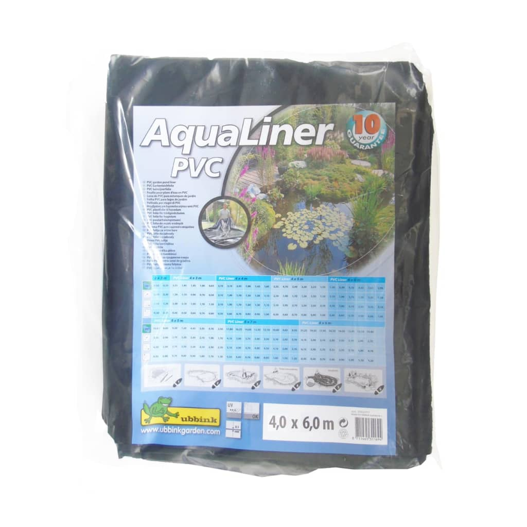 Articoli per ubbink rivestimento per laghetto aqualiner for Laghetto pvc
