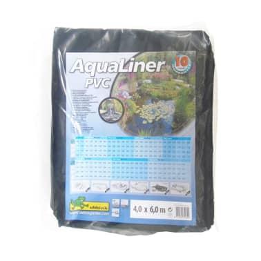 La boutique en ligne ubbink b che d 39 tang aqualiner pvc for Bache pvc etang