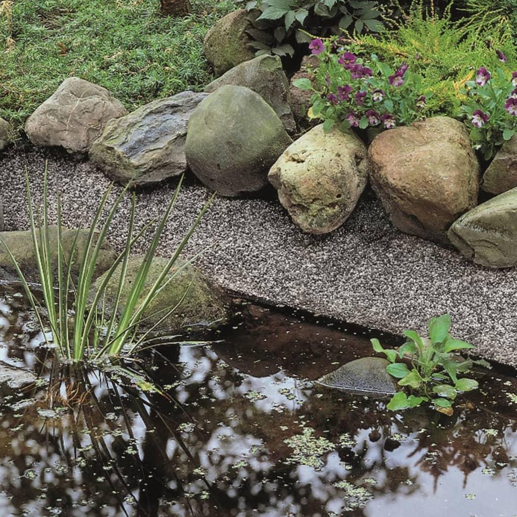 Ubbink Stone Pond Liner Classic 5x1 m Grey 1331003 ...