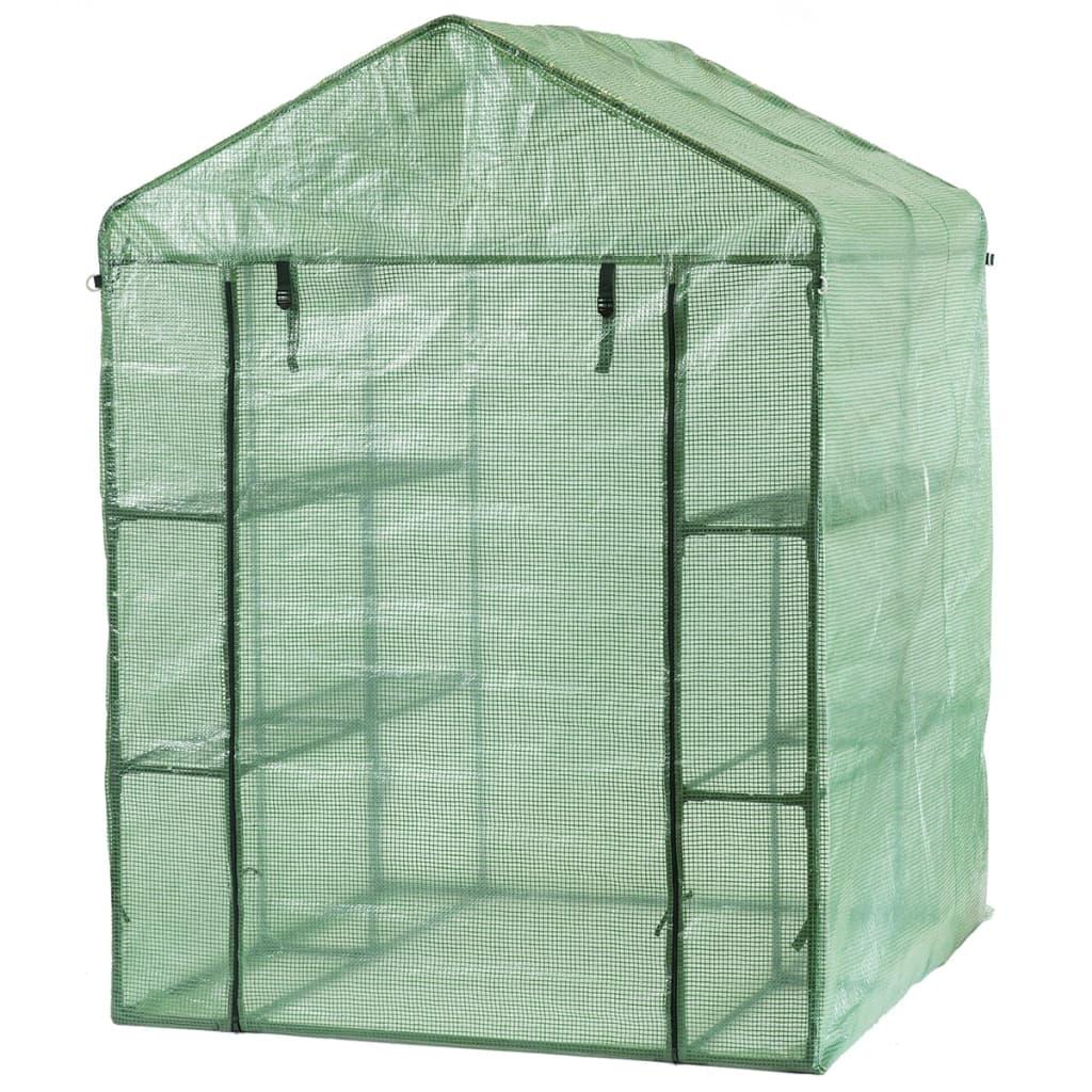 nature gew chshaus 143x143x195 cm gr n 6020410 g nstig kaufen. Black Bedroom Furniture Sets. Home Design Ideas