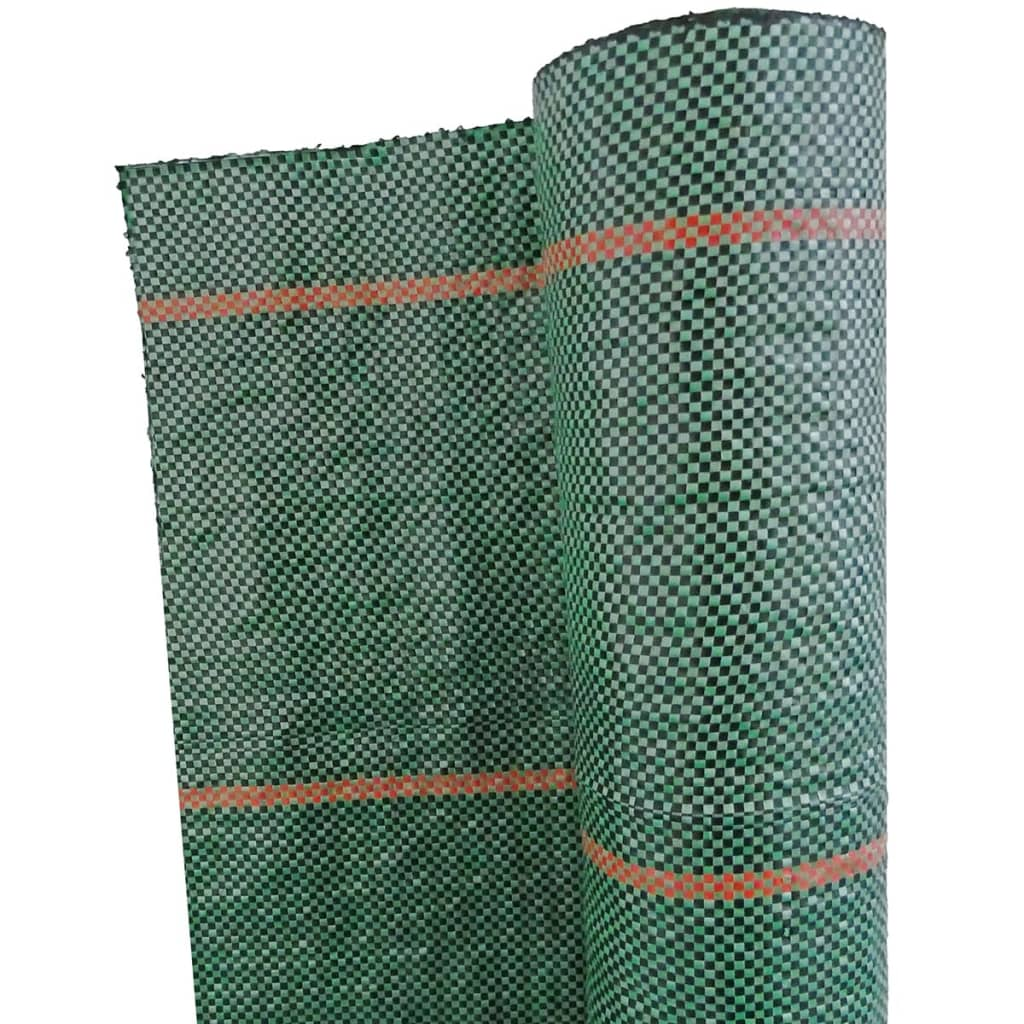 Nature Weed Barrier Fabric 1x25 M Green 6030322