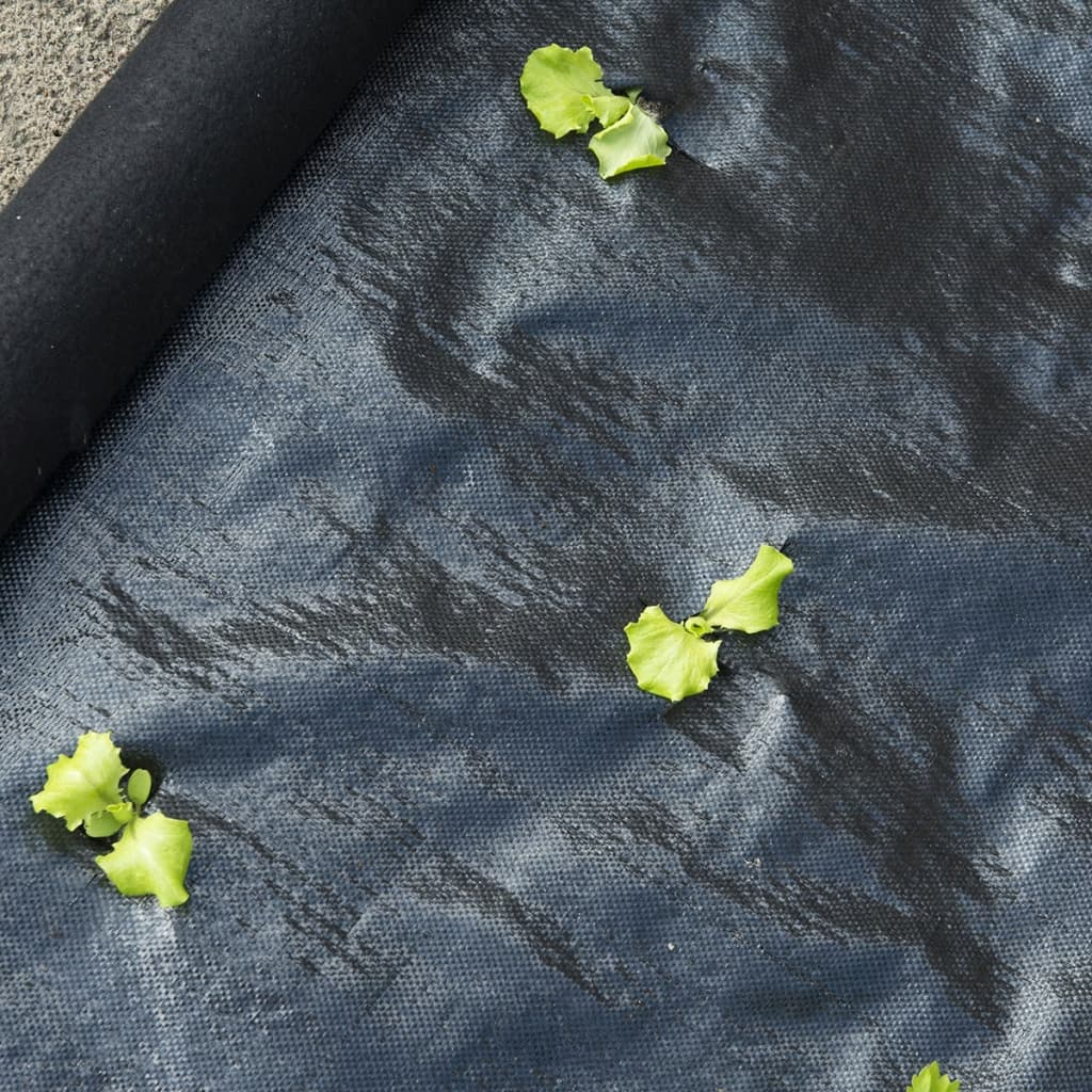 Nature Weed Barrier Fabric With Fleece Layer M