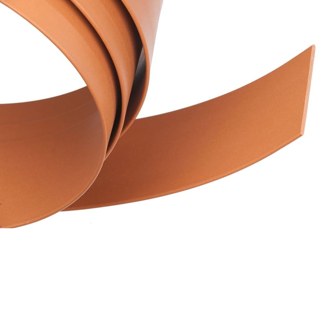 Acheter nature bordure de jardin 500 x 12 cm terre cuite for Achat terre de jardin
