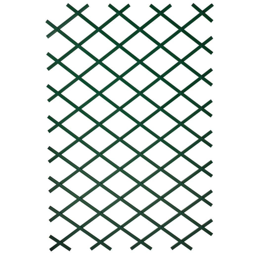 Afbeelding van Nature Tuinlatwerk 50x150 cm PVC groen 6040702