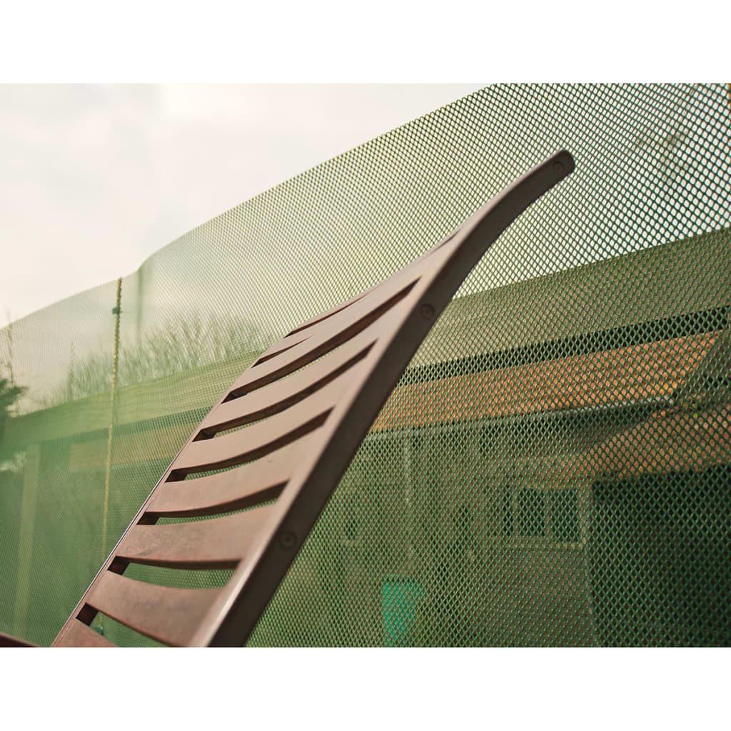 Acheter nature brise vent pour jardin 1 x 3 m vert pas for Brise vent jardin
