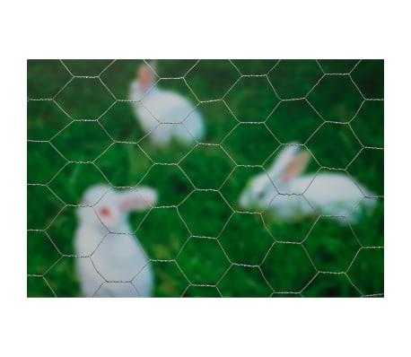 Nature Grillage de maille métallique Multicolore Clôture de jardin ...