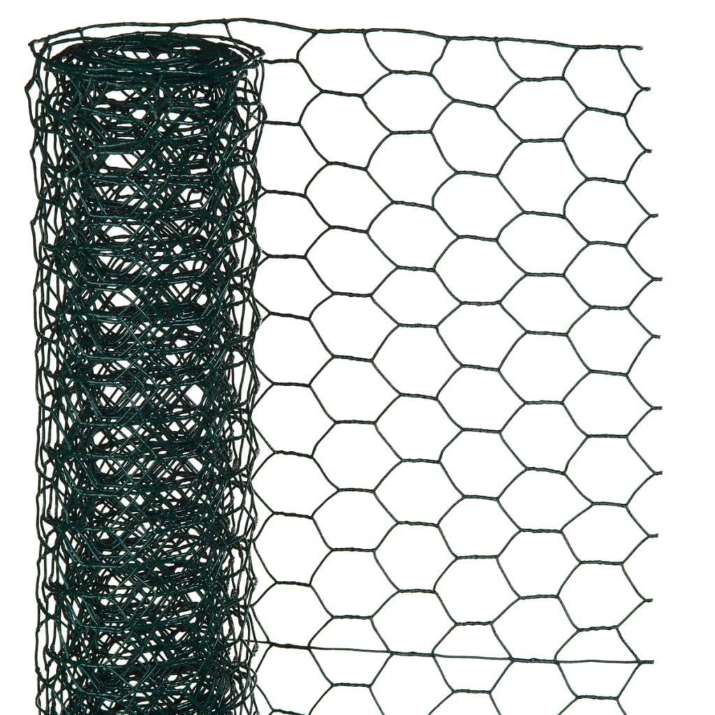 Nature Wire Mesh Fence Aviary Rabbit Chicken Cage Net Multi Sizes ...