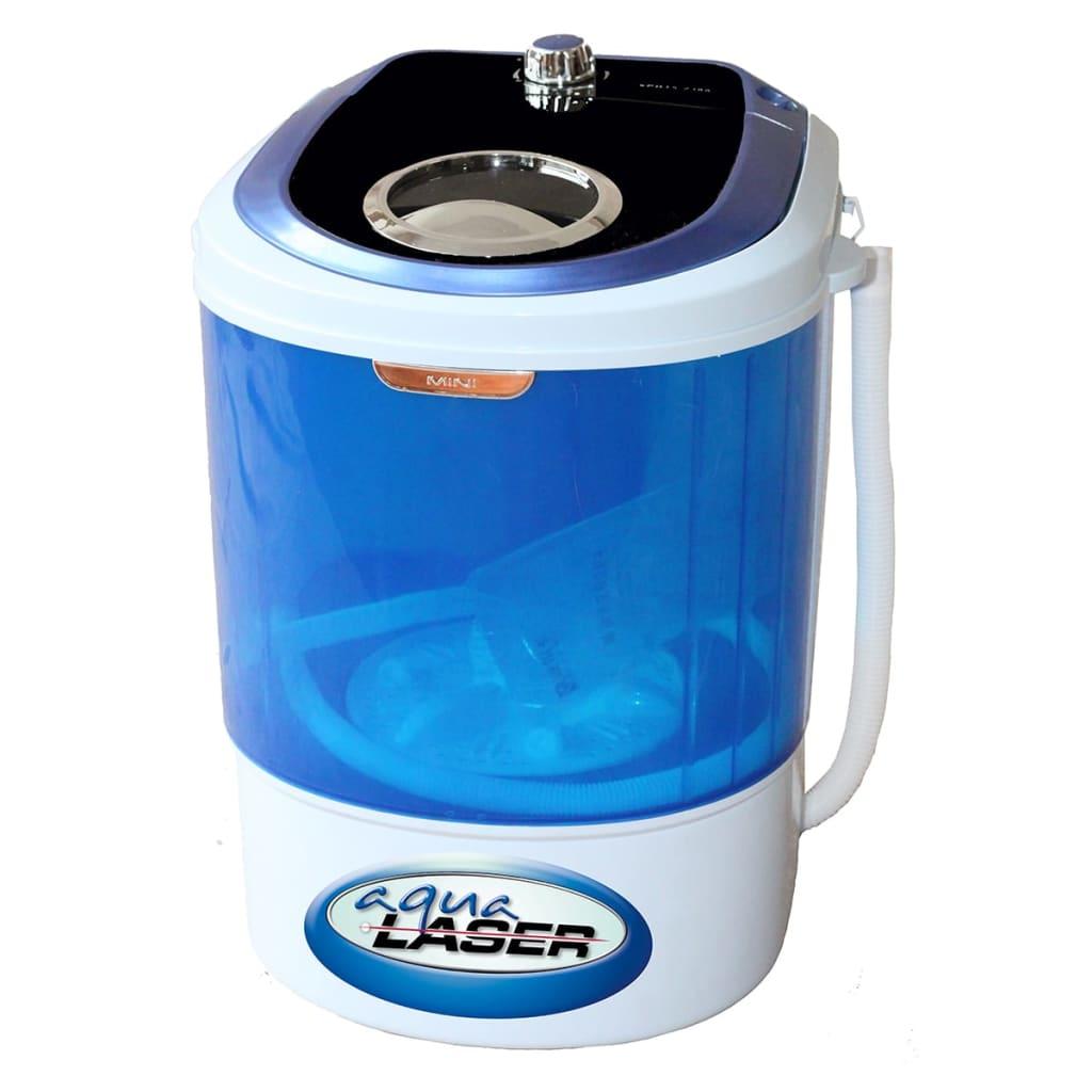 Afbeelding van Aqua Laser Mini-wasmachine 2,5 kg 160 W