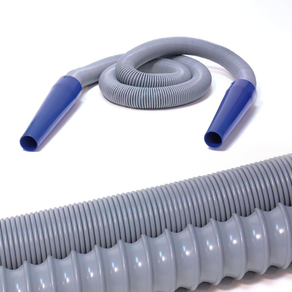 acheter mc elephant tuyau extensible d 39 aspirateur 7 m gris pas cher. Black Bedroom Furniture Sets. Home Design Ideas
