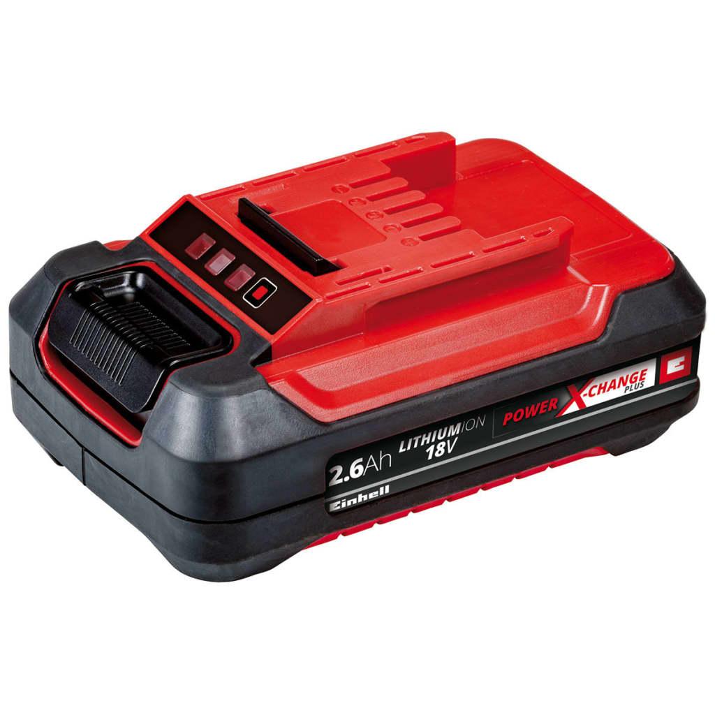 Einhell Accu Power X-Change Plus 18 V 2,6 Ah 4511436
