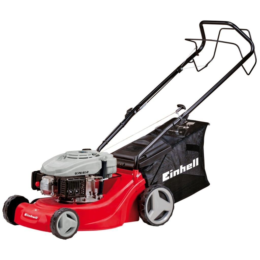 Afbeelding van Einhell Benzine grasmaaier GC-PM 40 S-P 1.200W 3404780