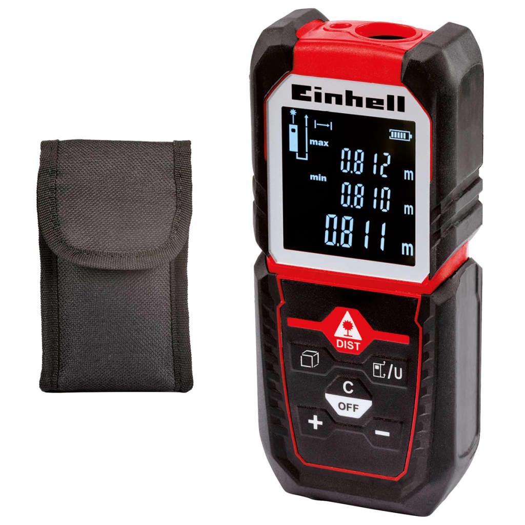 Afbeelding van Einhell Laser afstandsmeter TC-LD 50 rood 2270080