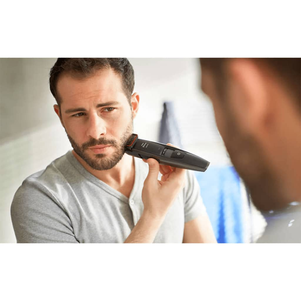 acheter rasoir lectrique philips bt5200 16 series 5000 beardtrimmer pas cher. Black Bedroom Furniture Sets. Home Design Ideas
