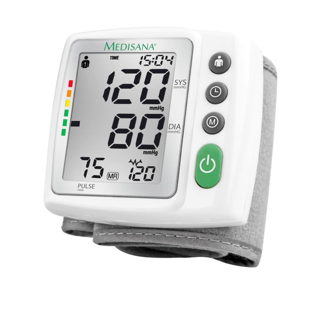 Medisana BW 315 csuklós vérnyomásmérő fehér 51072