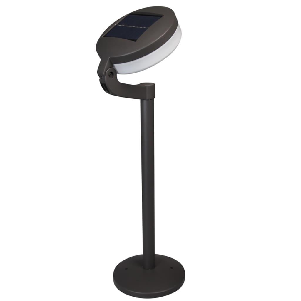 Luxform Solar Led Pollerleuchte Stehlampe Garten Wegeleuchte Lampe